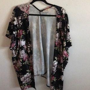 Other - Crushed velvet kimono